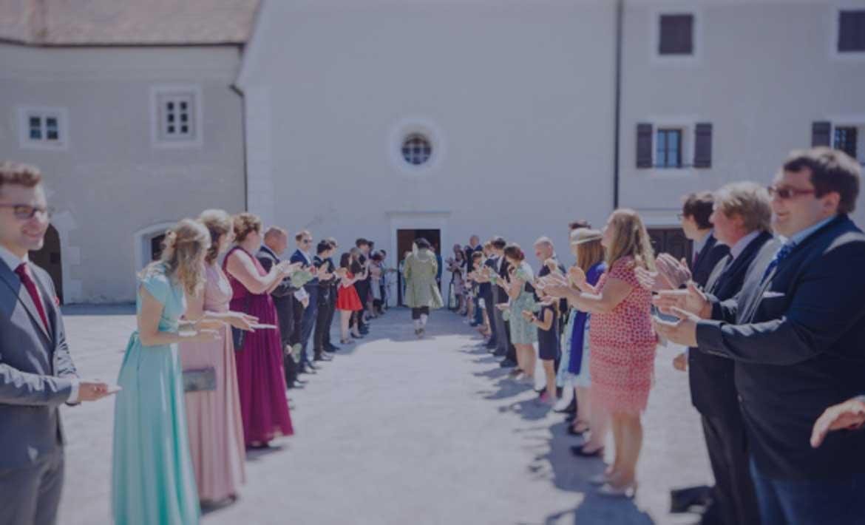 Hochzeitsgeschichten von Daniela & Markus