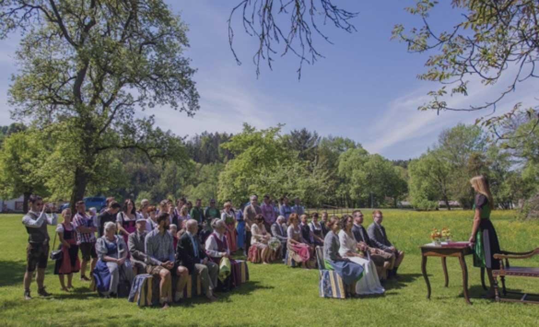 Hochzeitsgeschichte von Marie-Theres & Markus