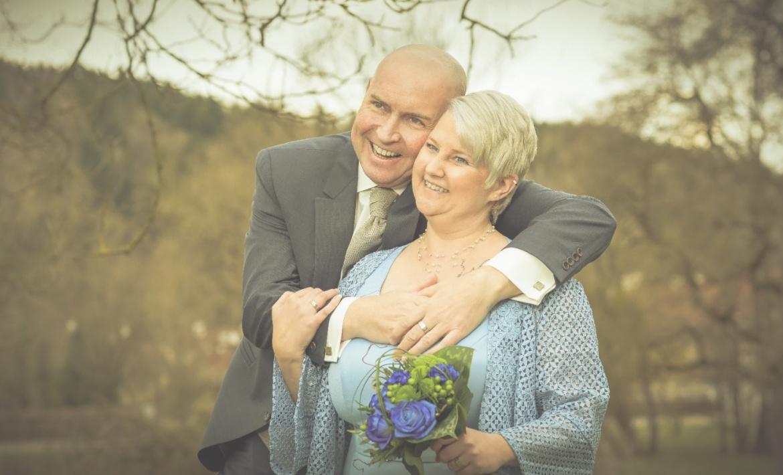 Hochzeitsgeschichte von Bernadette & Bernd