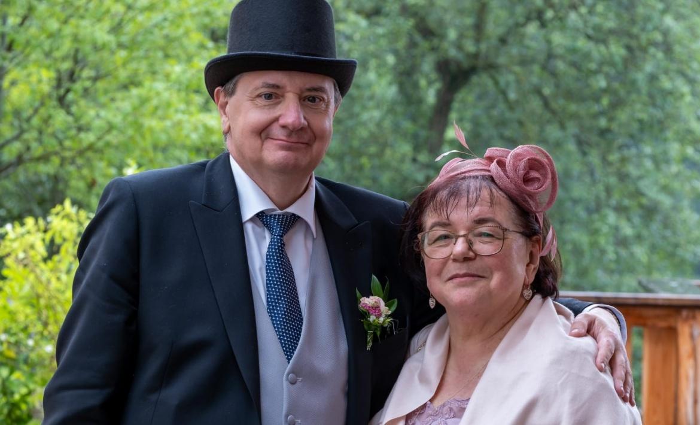 Hochzeitsgeschichte von Elfriede und Justin