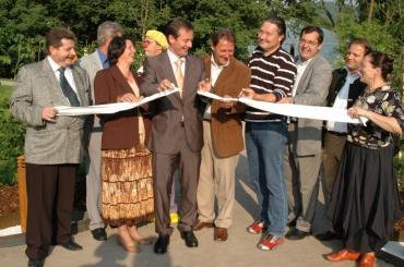 Feierliche Eröffnung des LacHortes (2008)-