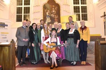 Orgel trifft Volksmusik-