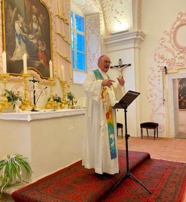 Jubiläumsmesse am Annatag mit Bischof Dr. Alois Schwarz-