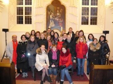 Adventkonzert mit Schüler der Musikschule Wilhelmsburg-
