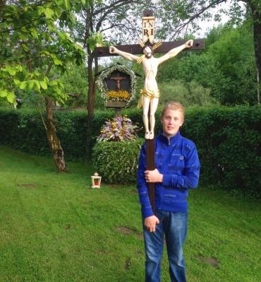 Bittprozession zur Annakapelle-