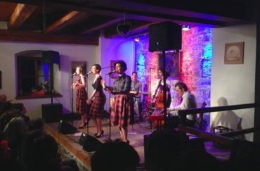 THE SU'SIS - Heimspiel Live-
