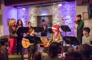 Adventkonzert mit den SchülerInnen der Musikschule Wilhelmsburg-